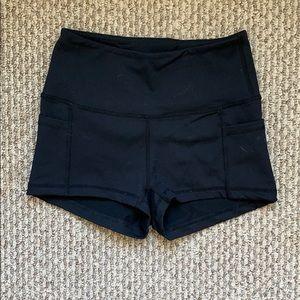 BuffBunny Black Shorts